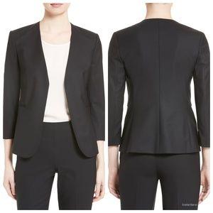 Theory Lindrayia B Good Wool Suit Jacket